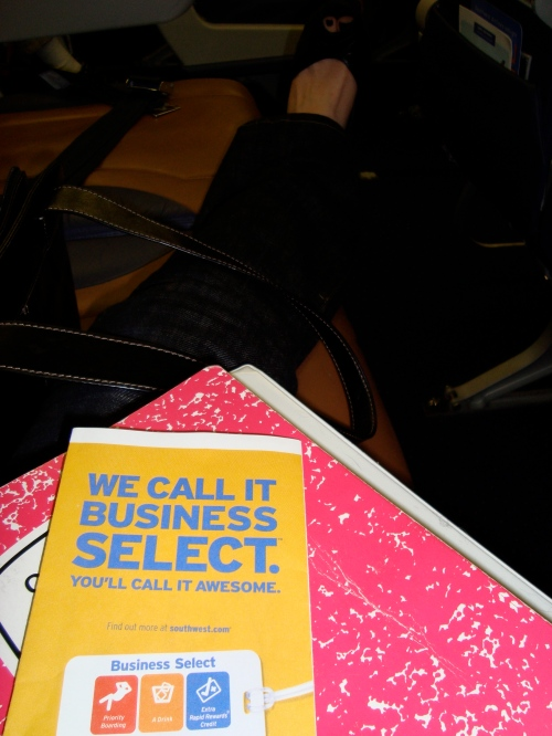 Love Southwest baby!  NO EXTRA FEES!!! xoxo- great for entrepreneurs