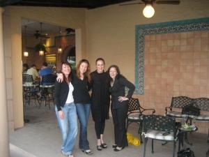 Members of Hum at The Biltmore in Coral Gables