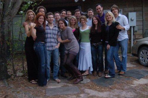 """The Big Minds""- From left: Traci, me, Justin, Matt, Dan, Karina, Sam, Garrett, Suzanne, Michael, Ava, Ben, Sandra, Phil, Amber, Tyler"