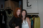 Me & the Gorgeous Stephanie Coultress - owner of Estilo