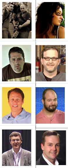 VMX 2009 Speakers