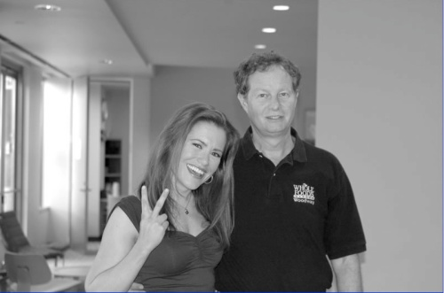 With John Mackey, Founder/ CEO of Whole Foods