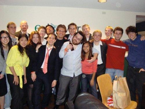 Jeff Katz & Future Babson Entrepreneurs from the E-Tower